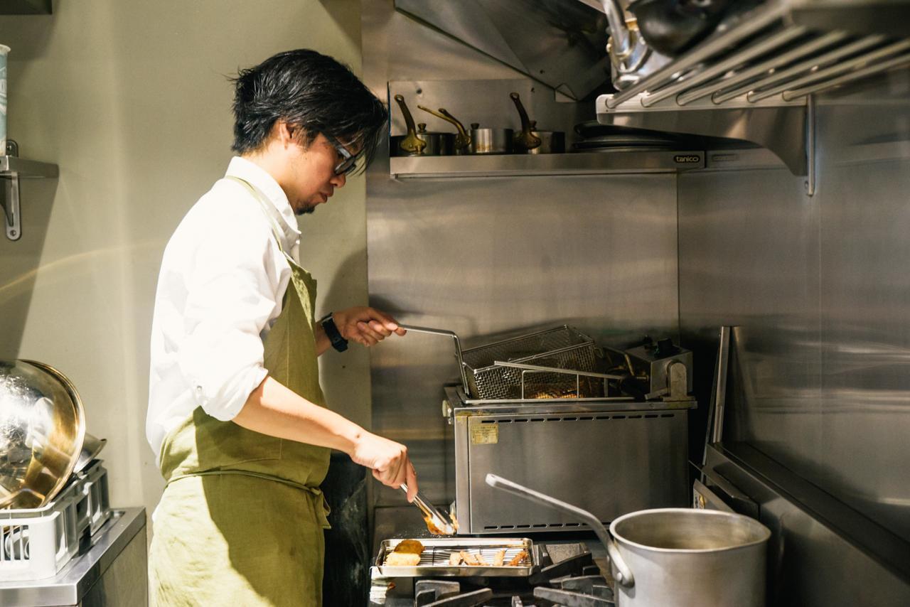 画像4: お母さんの薄味が料理人として役に立った