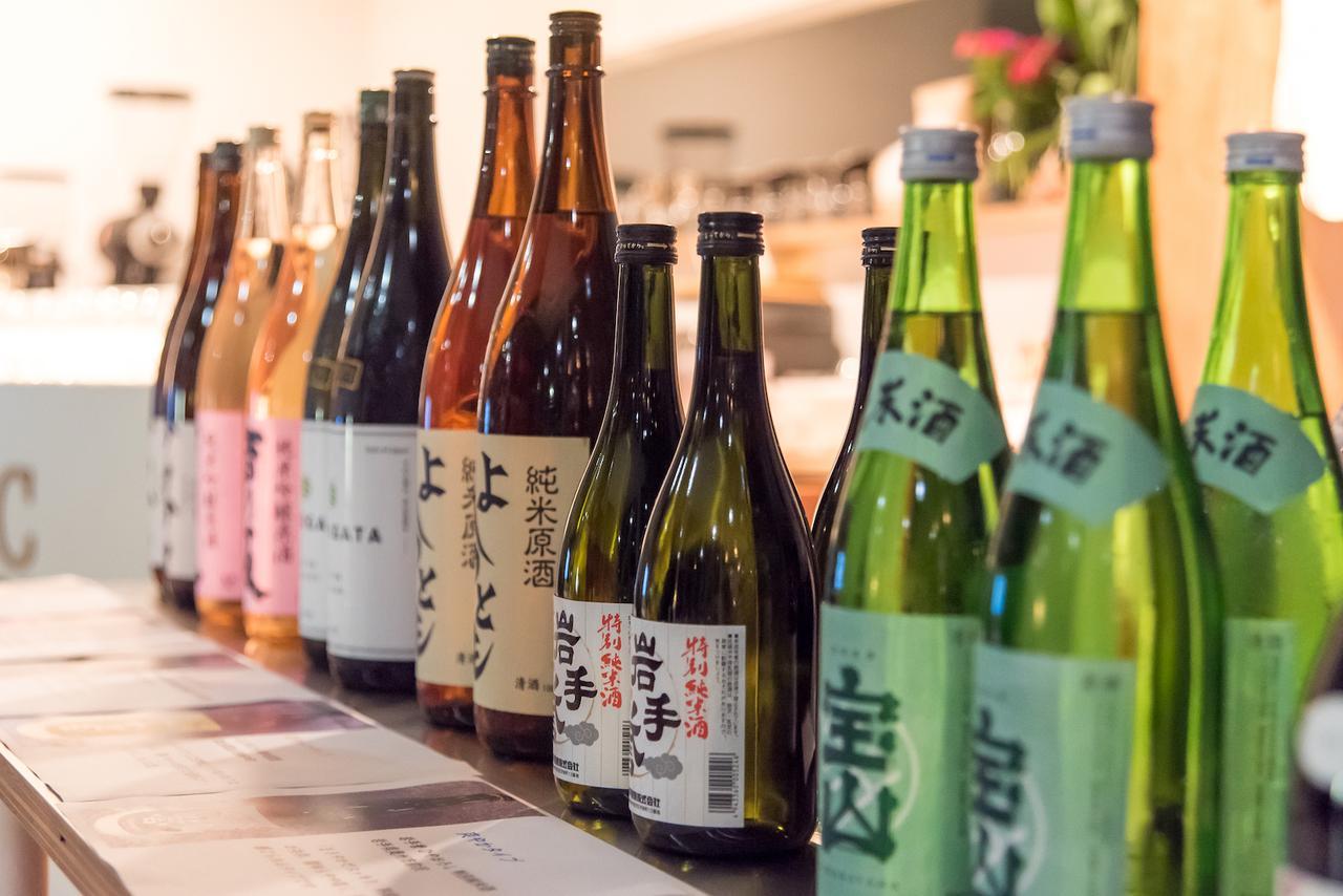 画像: はじめましての日本酒たち