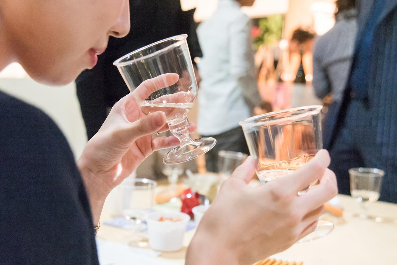 画像: 味わいだけではなく、五感で違いを感じる日本酒
