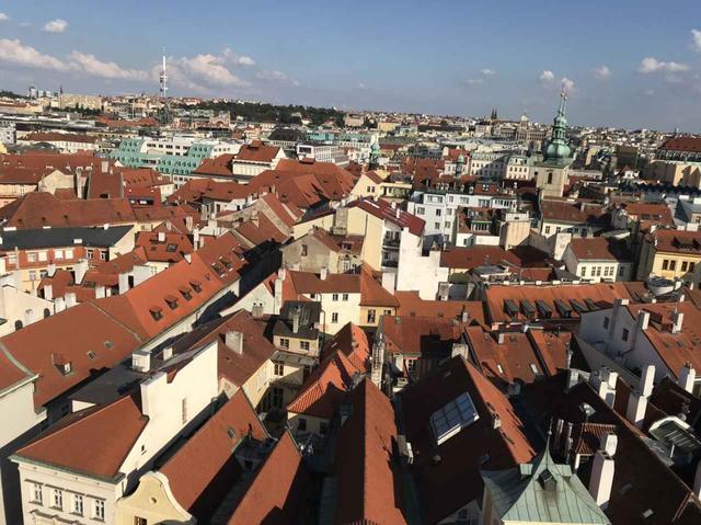 画像1: おとぎの国の街並みに感激!プラハを散策