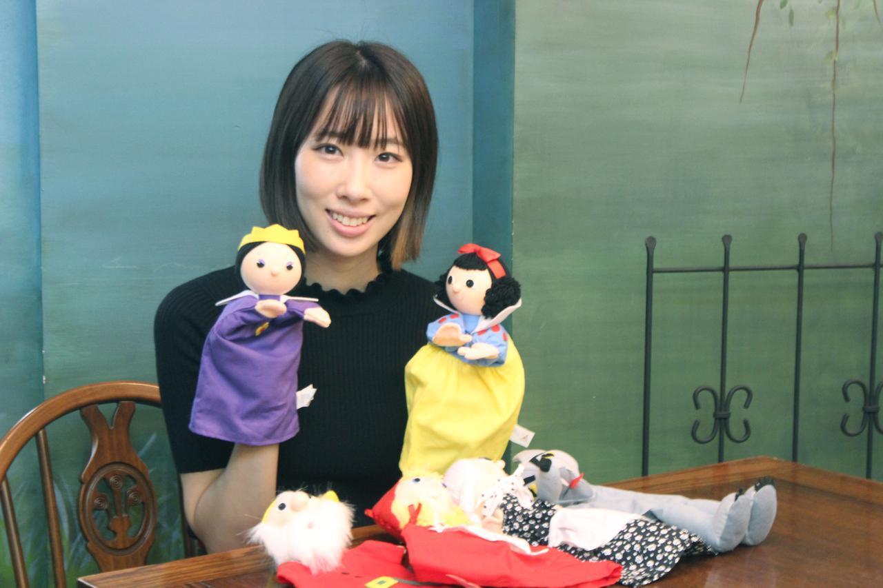 画像: 衝動買いした人形たち。Otogiにて撮影。