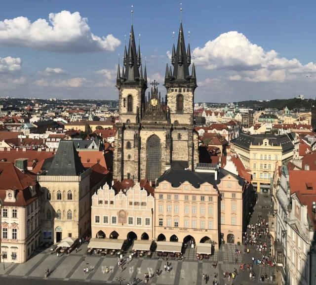 画像2: おとぎの国の街並みに感激!プラハを散策