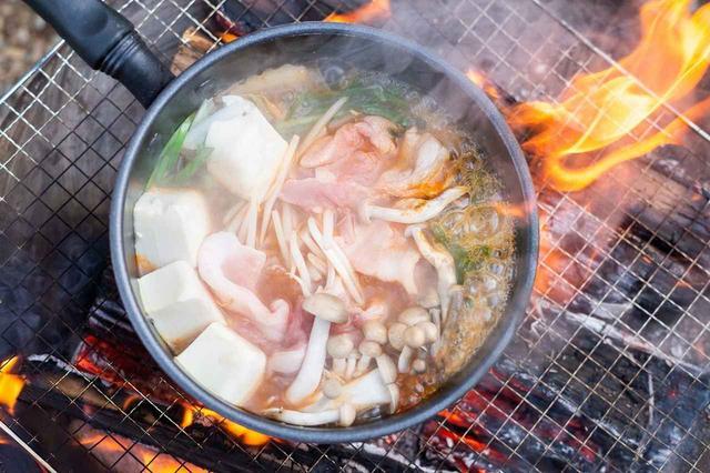 画像2: 夕ご飯は、身体ぽかぽかキムチ鍋