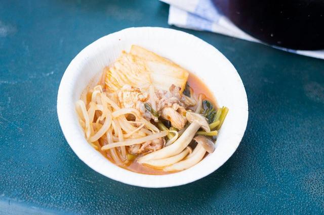 画像3: 夕ご飯は、身体ぽかぽかキムチ鍋