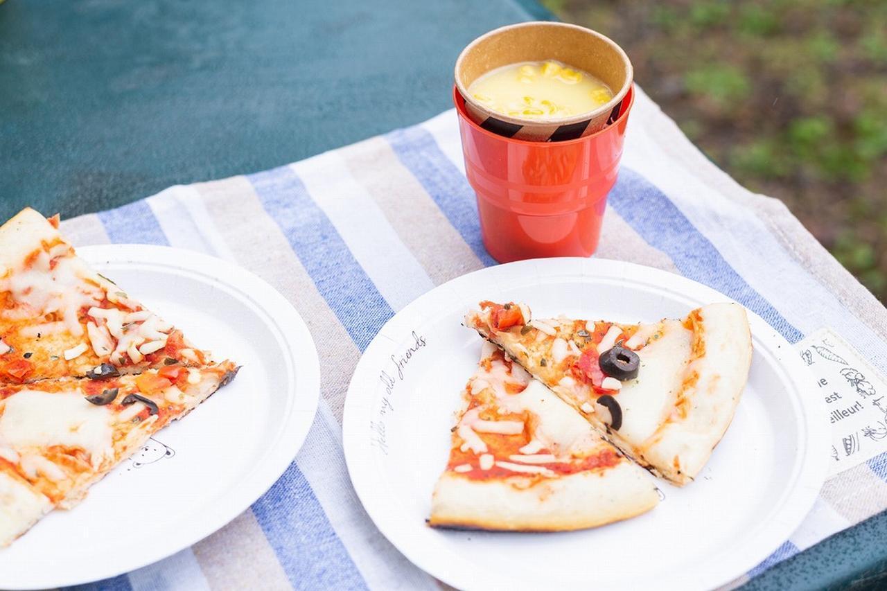 画像3: ゆっくり起床、朝食は軽めに手早く!