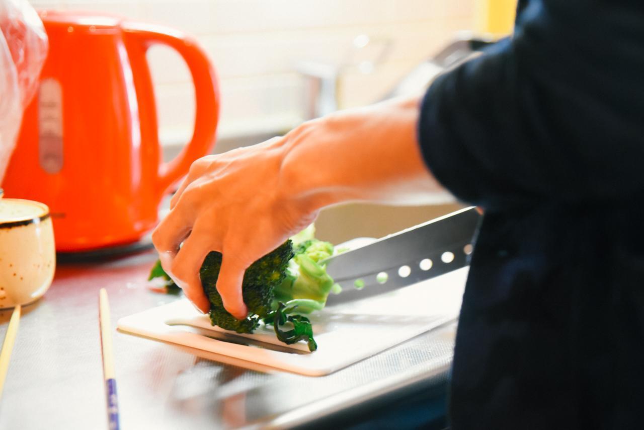 画像2: マイペースなおしゃれ男子のお弁当作り