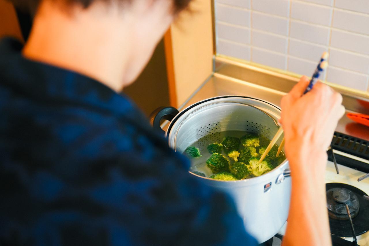 画像3: マイペースなおしゃれ男子のお弁当作り