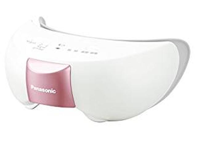 画像: パナソニック 目もとエステ リラックスタイプ ピンク調 EH-SW56-P | パナソニック(Panasonic) | アイマッサージャー 通販