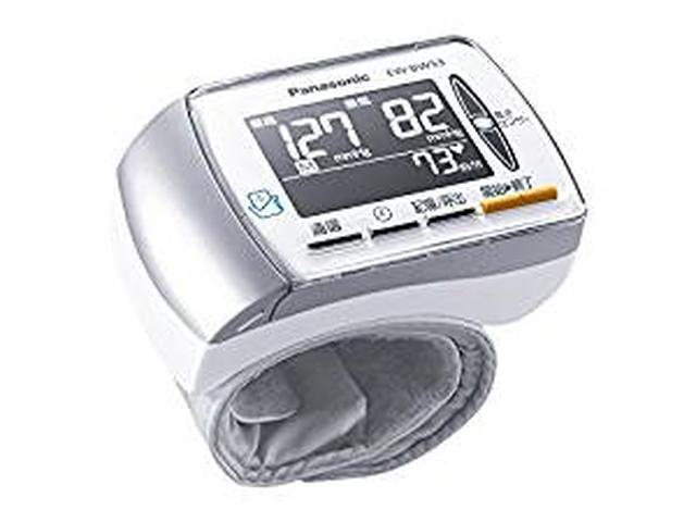 画像: パナソニック 手くび血圧計 ホワイト EW-BW53-W | パナソニック(Panasonic) | 手首式血圧計 通販