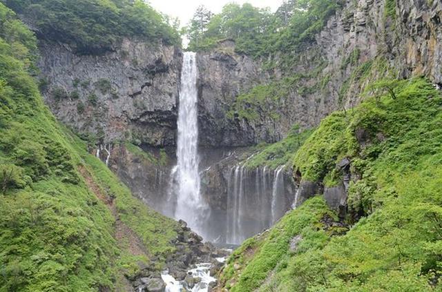 画像: 華厳の滝
