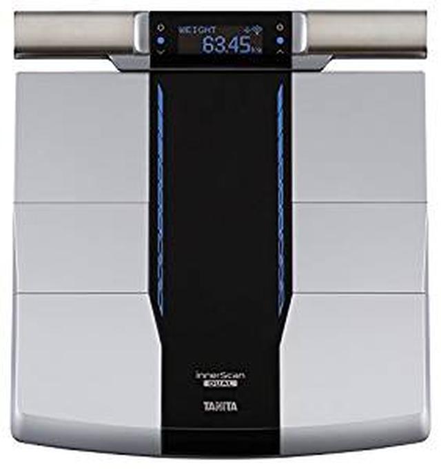 画像: タニタ 体組成計 部位別 日本製 RD-800-BK 筋肉の質が分かる 医療分野の技術搭載/スマホでデータ管理 インナースキャンデュアル | タニタ(TANITA) | 体重・体脂肪・体組成計