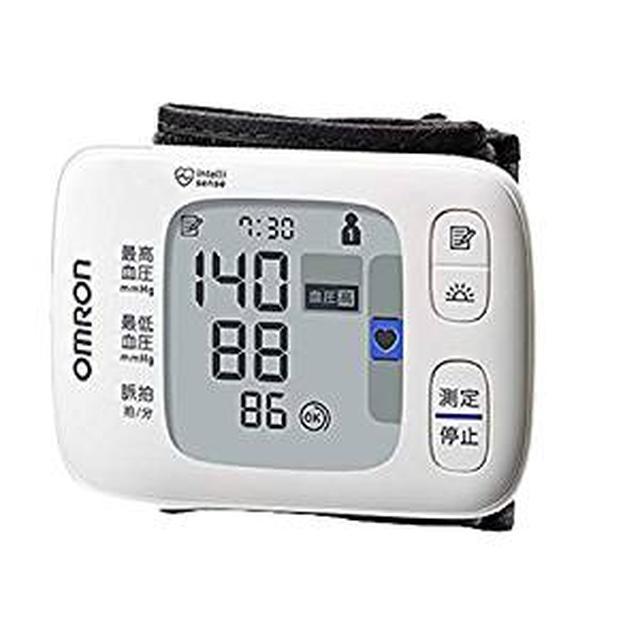 画像: オムロン 手首式血圧計 HEM−6230 | オムロン(OMRON) | 手首式血圧計 通販