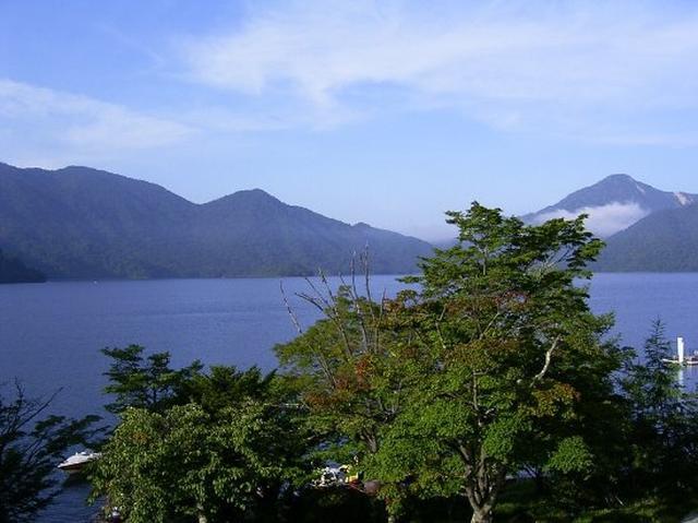 画像: 中禅寺湖