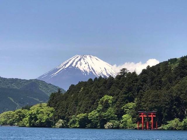画像: 芦ノ湖(あしのこ)
