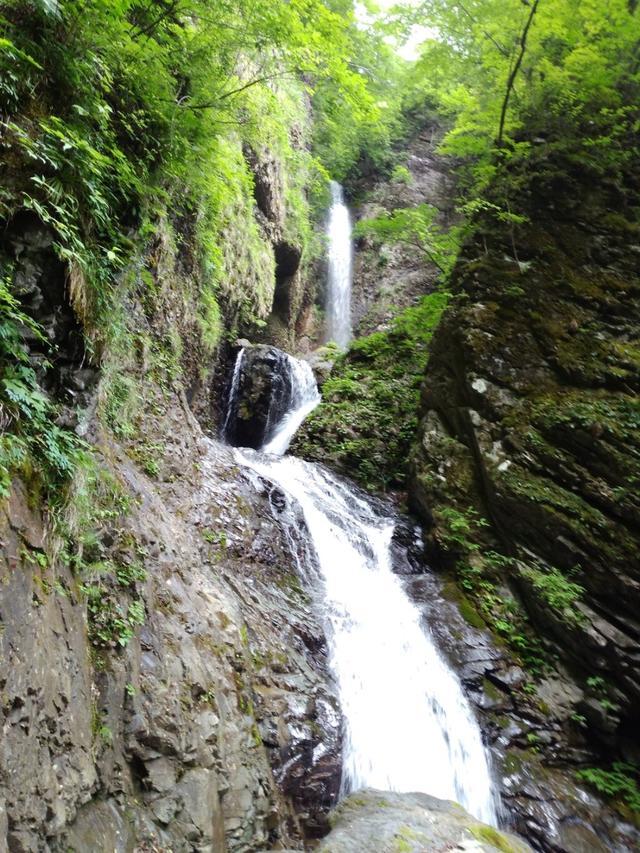 画像: 竜化の滝
