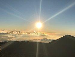 画像: マウナ ケア山
