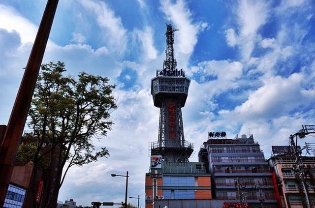 画像: 別府タワー