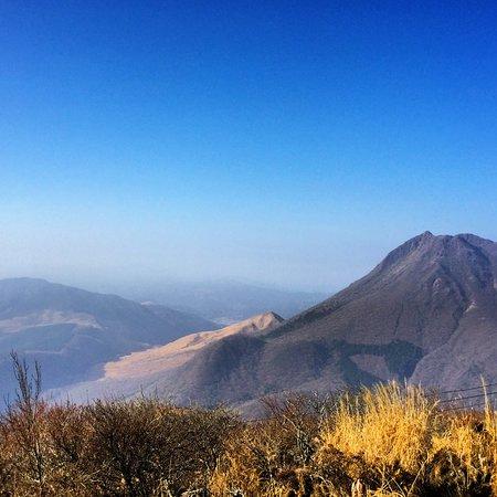 画像: 鶴見岳