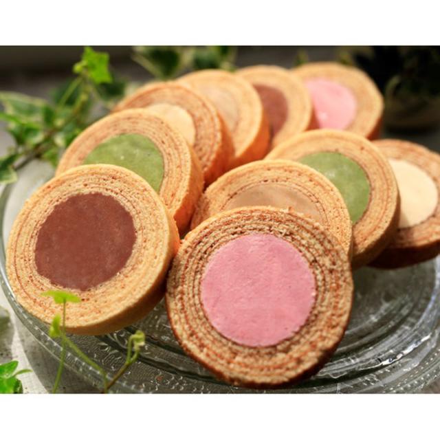 画像: アイスクーヘン5種10個|大丸松坂屋オンラインショッピング