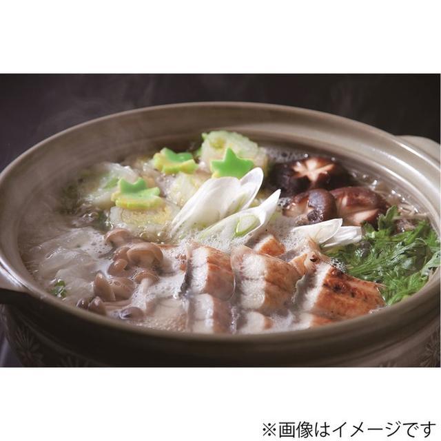 画像: うなぎ炭火焼白焼鍋|大丸松坂屋オンラインショッピング