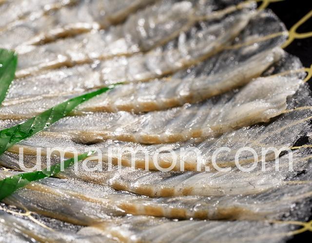 画像: 静岡県浜名湖産 「うなぎの刺身」(1〜2人前) ※冷凍