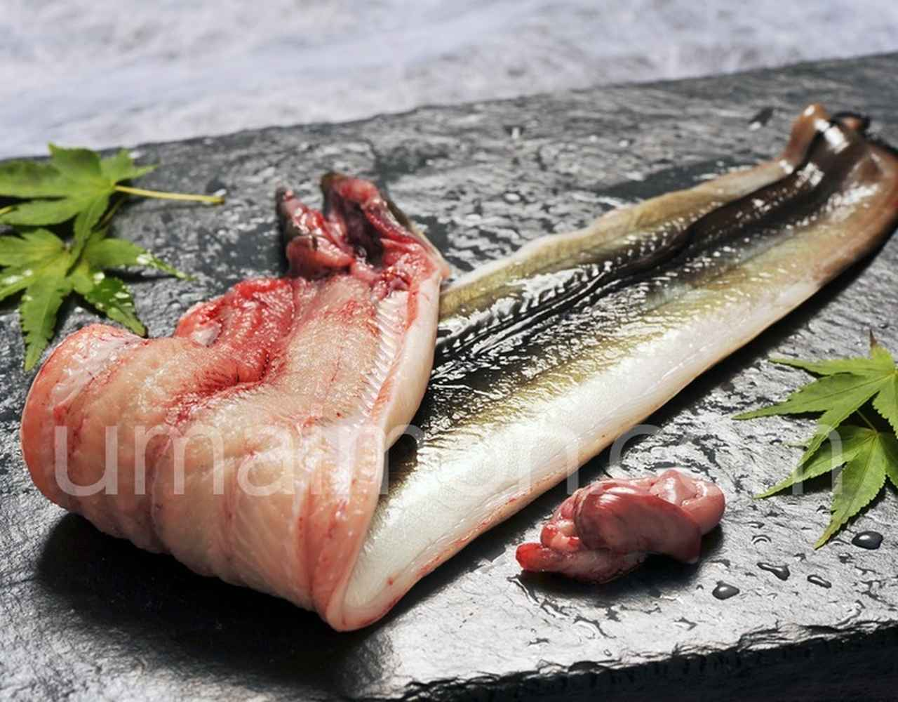画像: 琵琶湖魚三『国産《養殖》開き・肝付き(生)』1尾・約300g ※冷蔵