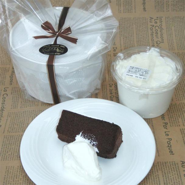 画像: チョコレートシフォンセット|大丸松坂屋オンラインショッピング