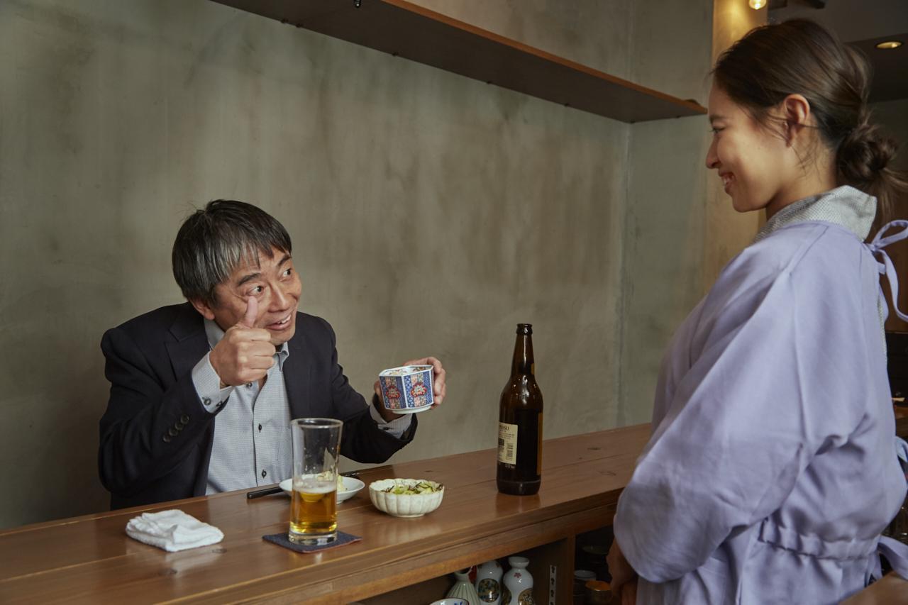 画像8: コテコテの関西弁で笑いを振りまくお父さん