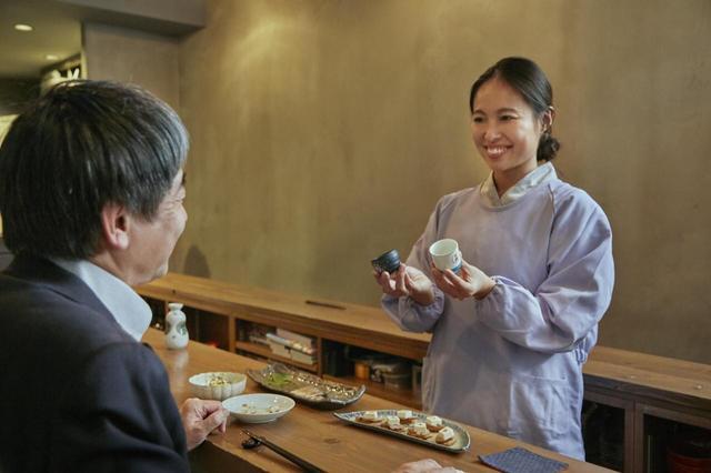 画像14: コテコテの関西弁で笑いを振りまくお父さん