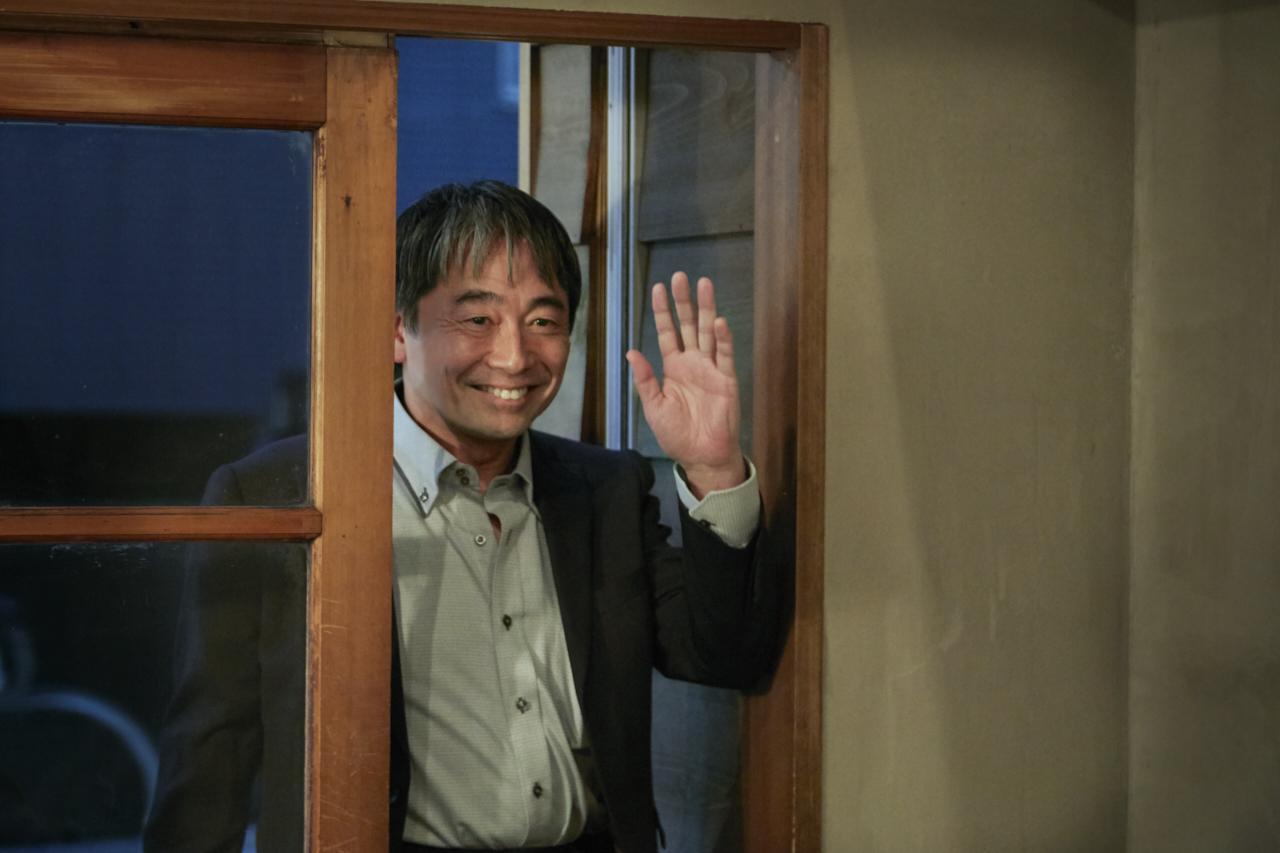 画像1: コテコテの関西弁で笑いを振りまくお父さん