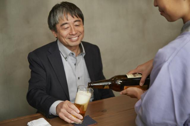 画像5: コテコテの関西弁で笑いを振りまくお父さん