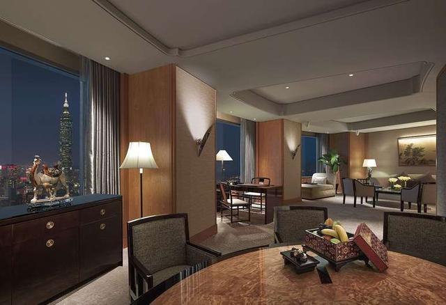 画像: シャングリ・ラ ファー イースタン プラザ ホテル 台北
