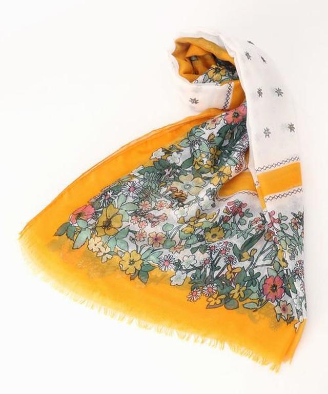 画像: ストール (マフラー・ショール・スヌード・ストール)|MONO COMME CA / モノコムサ ファッション通販 タカシマヤファッションスクエア