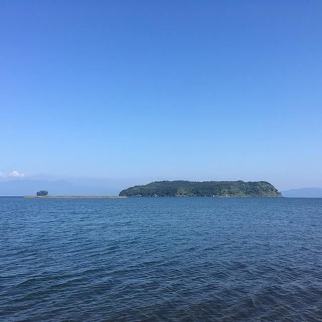 画像: 知林ヶ島