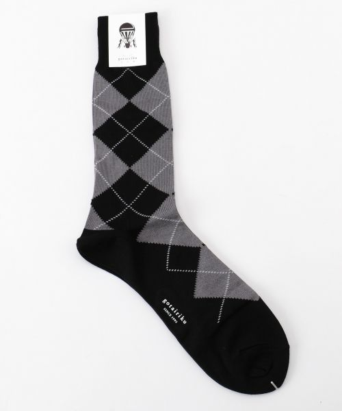 画像: 【ギフトに最適】靴下 / ハンカチ BOXセット (ソックス) gotairiku / ゴタイリク ファッション通販 タカシマヤファッションスクエア