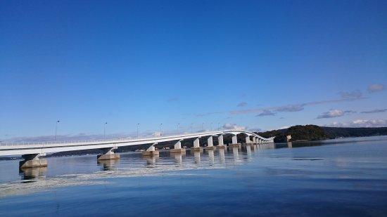 画像: 能登島大橋