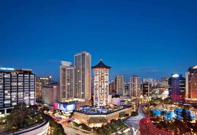 画像: シンガポール マリオット タン プラザ ホテル (Singapore Marriott Tang Plaza Hotel)