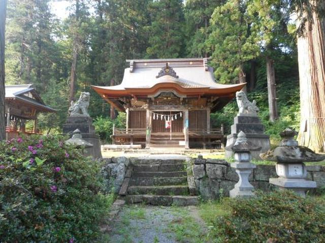 画像: 矢倉の神代杉