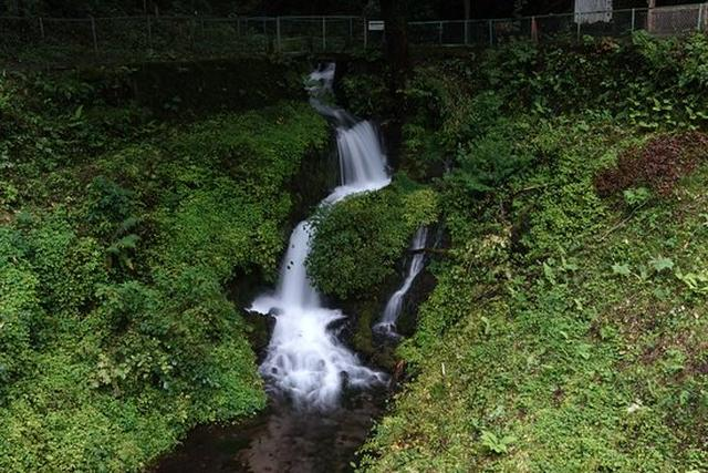 画像: 箱島湧水