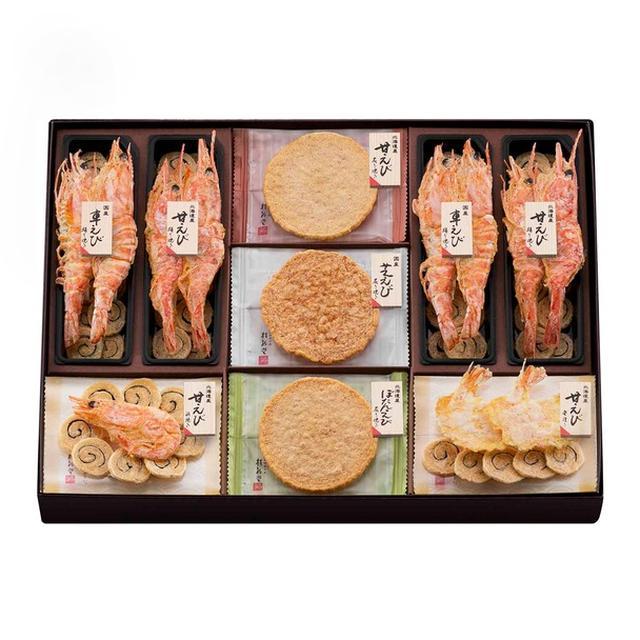 画像: 海老づくし(13袋と4カップ入)|大丸松坂屋オンラインショッピング