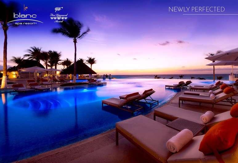 画像: ル ブラン スパ リゾート オールインクルーシブ アダルト オンリーニューリー パーフェクテッド (Le Blanc Spa Resort Adults Only Newly Perfected)