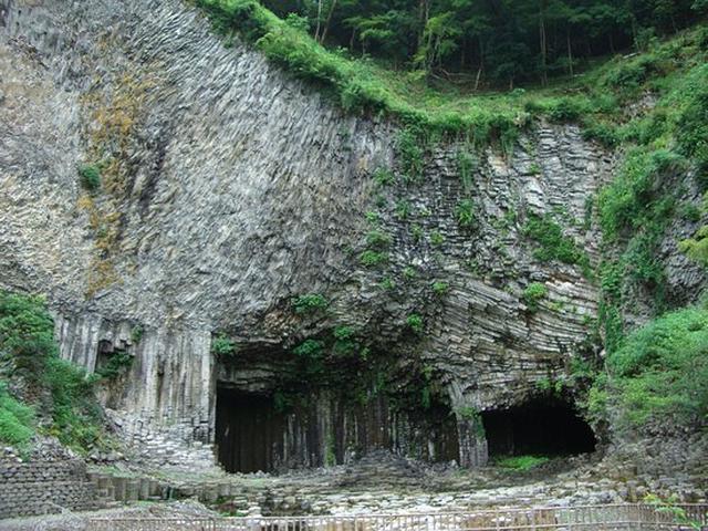 画像: 玄武洞公園