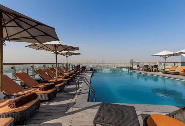 画像: ヒルトン ドバイ クリーク (Hilton Dubai Creek)