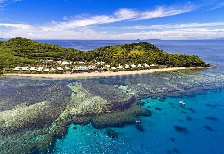 画像: トコリキ島のシェラトン リゾート スパ トコリキ アイランド フィジー (Sheraton Resort Spa, Tokoriki Island, Fiji)
