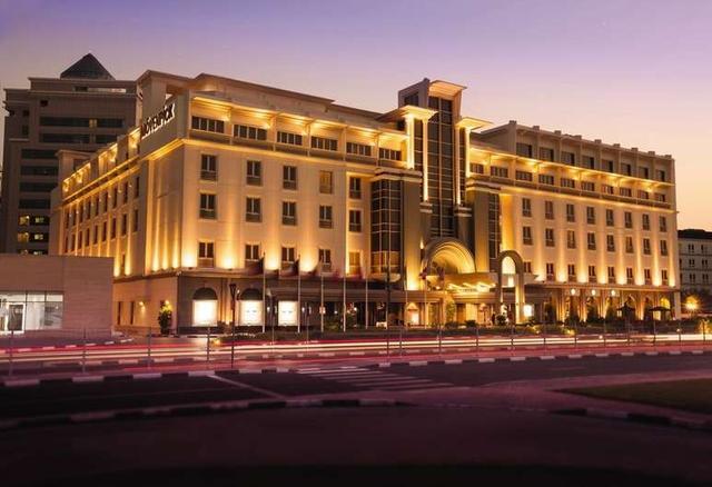 画像: モーベンピック ホテル & アパートメンツ バール ドバイ (Movenpick Hotel & Apartments Bur Dubai)