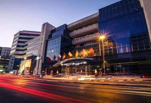 画像: クラウン プラザ ドバイ デイラ (Crowne Plaza Dubai Deira)