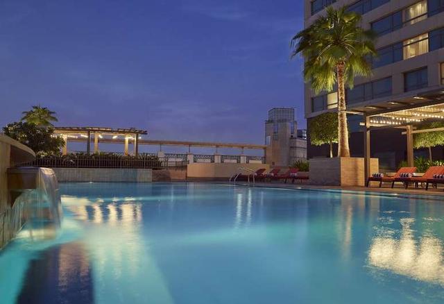 画像: スイソテル アル グュイラール ドバイ (Swissotel Al Ghurair Dubai)