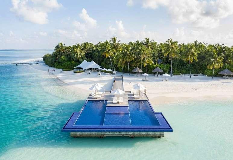 画像: コンラッド モルディブ ランガリ アイランド (Conrad Maldives Rangali Island)