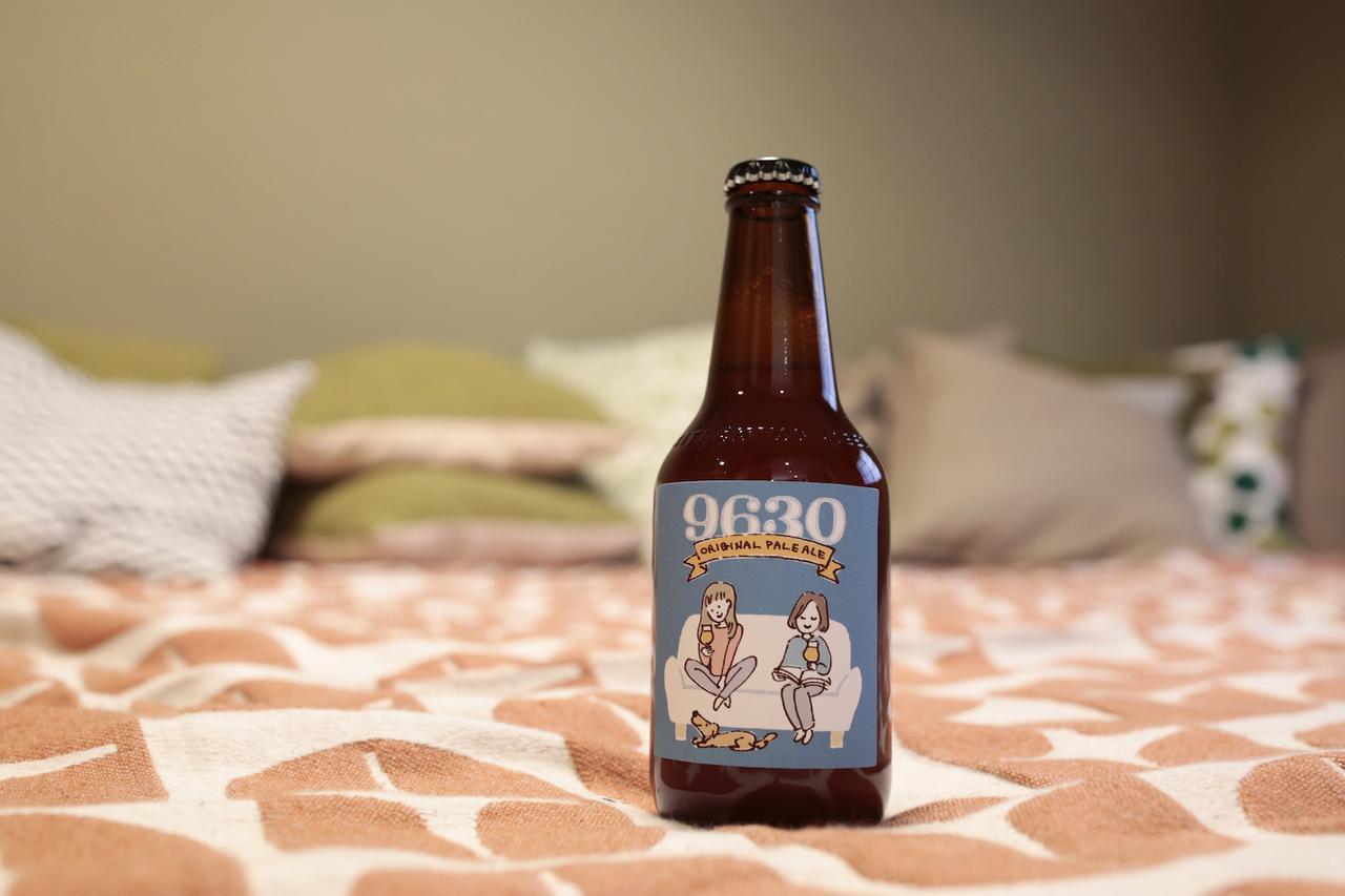 画像2: 女子会ビールの完成