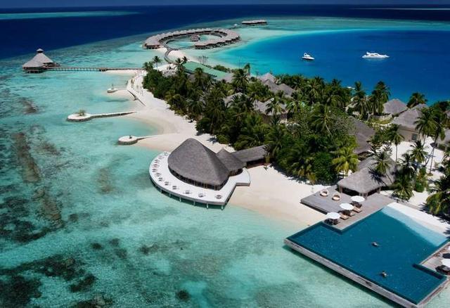画像: フヴァフェン フシ モルディブ (Huvafen Fushi Maldives)
